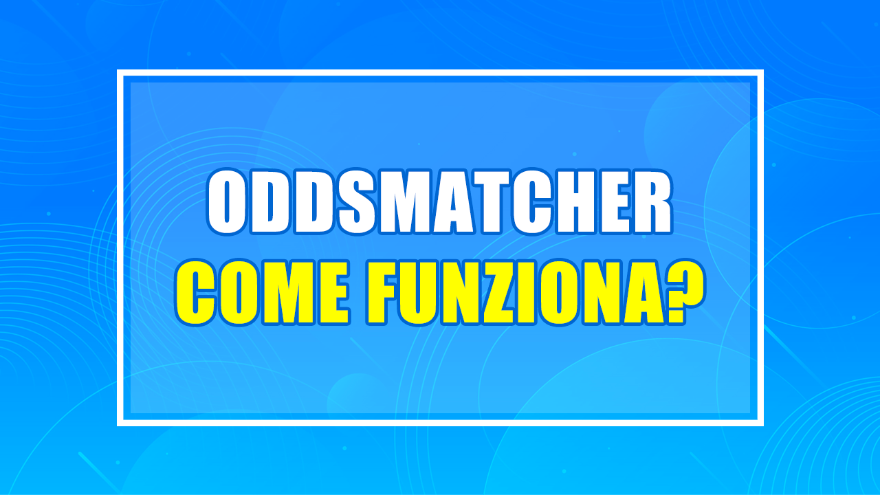 oddsmatcher matched betting